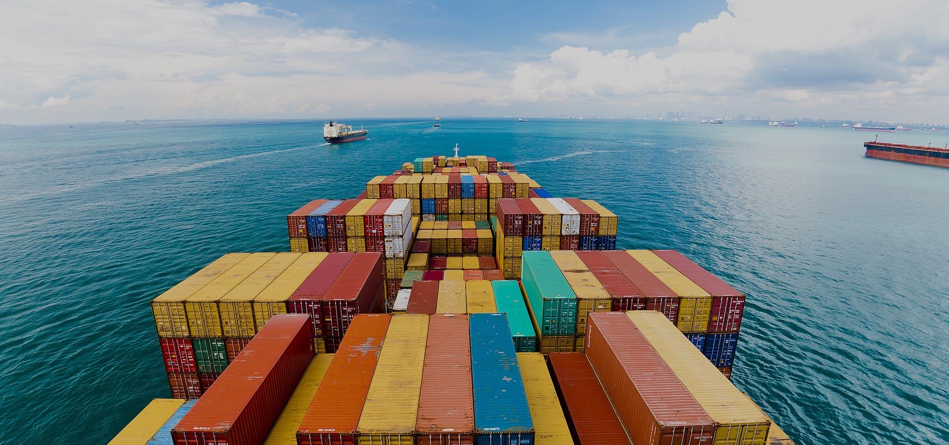 Transporte terrestre & Maritimo